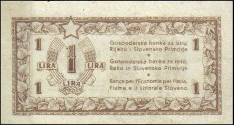 Banka za Rijeku, Istru i Slovensko primorje